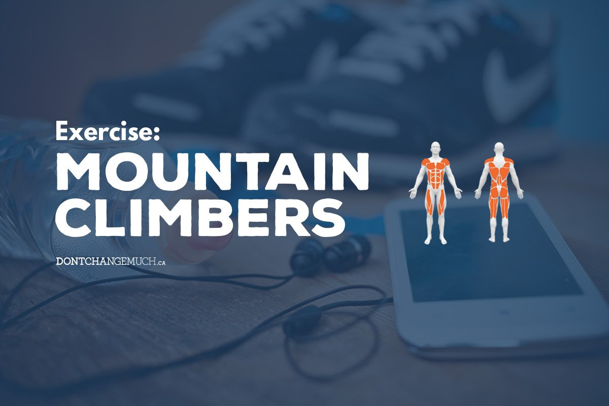 Get Lumberjack-Fit with Mountain Climbers