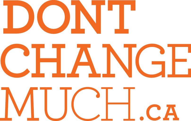 DCM Vertical Logo (Orange)