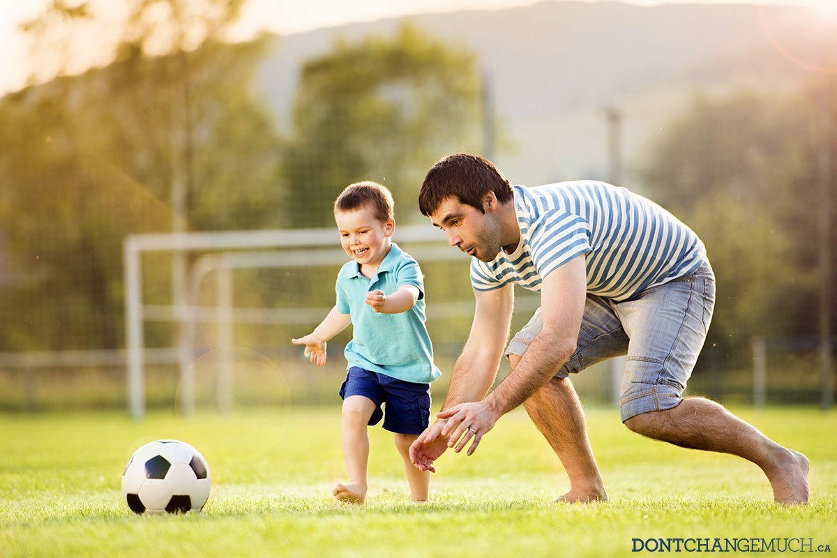 5 Easy Fitness Tips to Catch Up With Your Kids