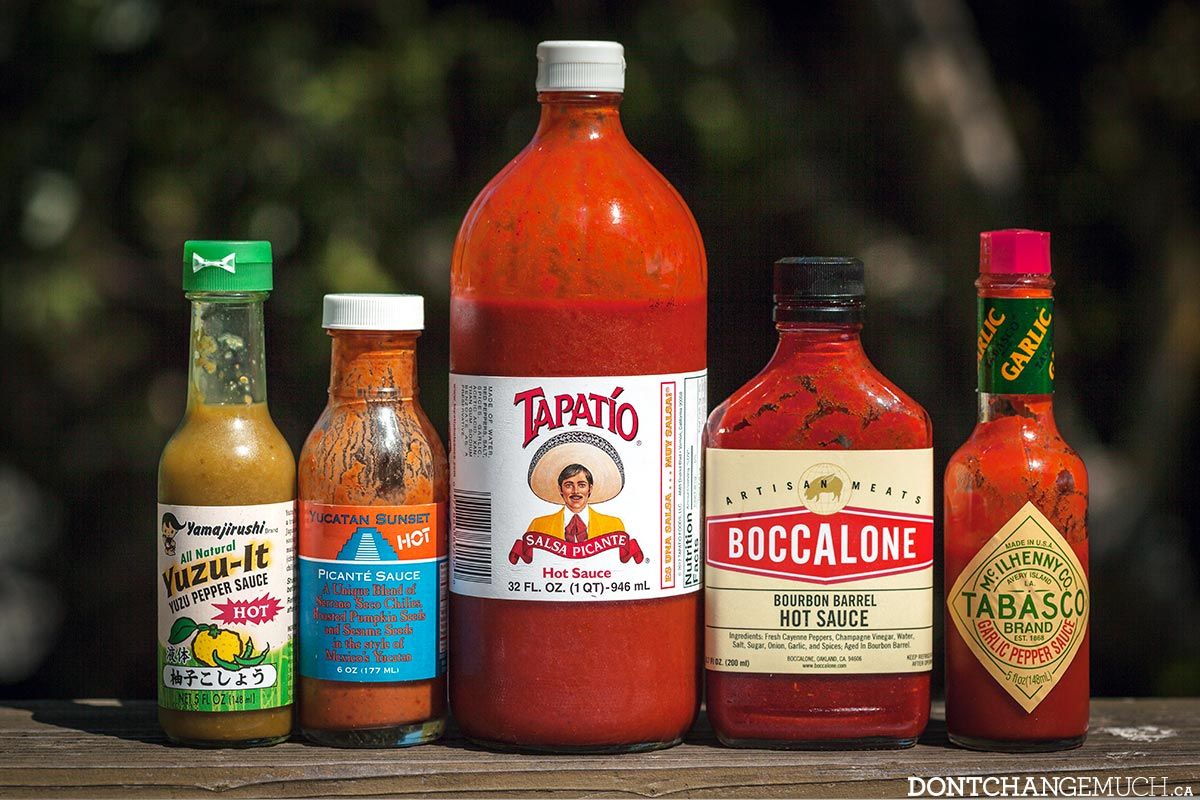 How Your Obsession With Hot Sauce Is A Good Thing