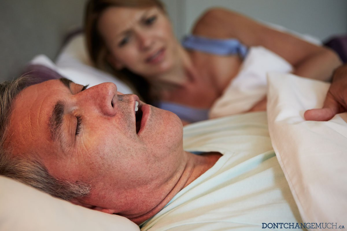 Is Snoring a Warning Signal of Something Worse?