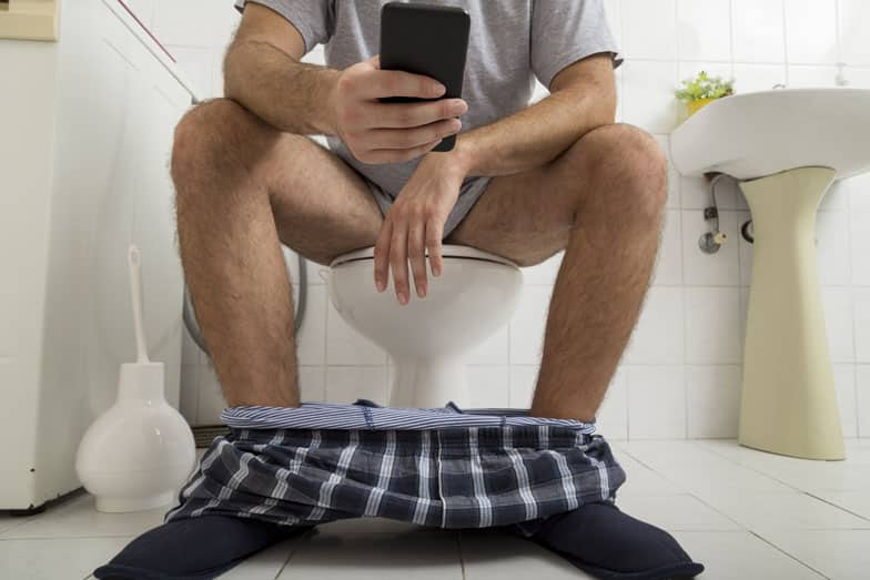 The Men's Guide to Healthy Poop