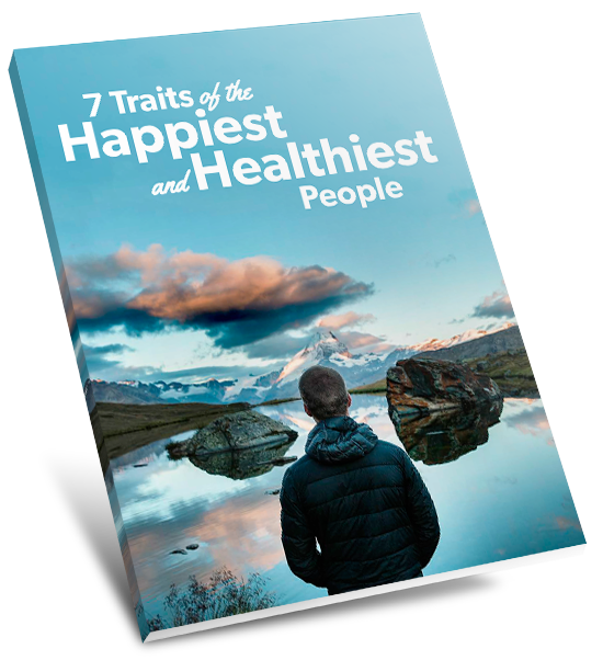 ebook 7 Traits of the Happiest & Healthiest People
