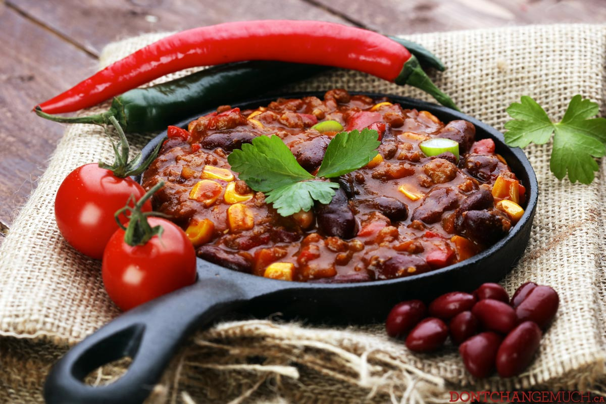 Grizzly Bear Chili