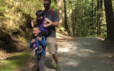 Dean's Story Will Motivate You to Get Outside With Your Kids