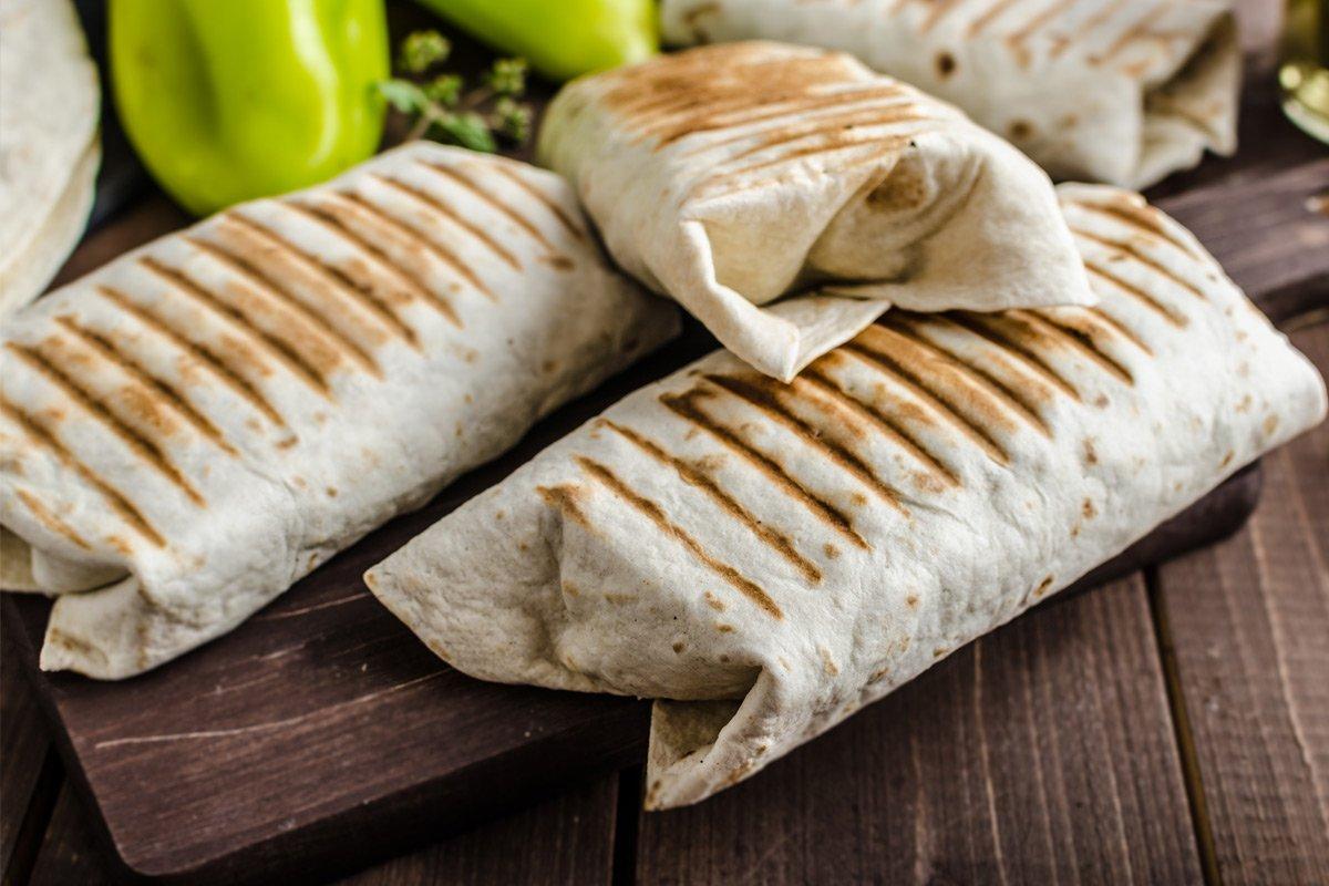 Breakfast Burrito for Dinner