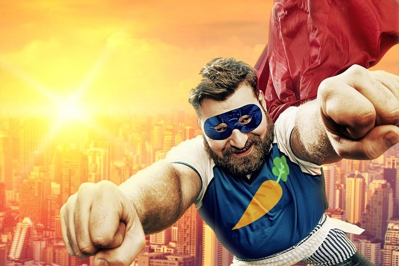 Any guy can be a superhero! These easy tips empower you to take small steps towards a better life