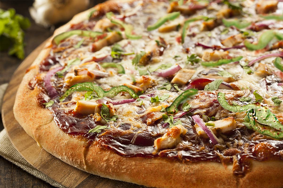 Can pizza get any better? It can — on the BBQ!