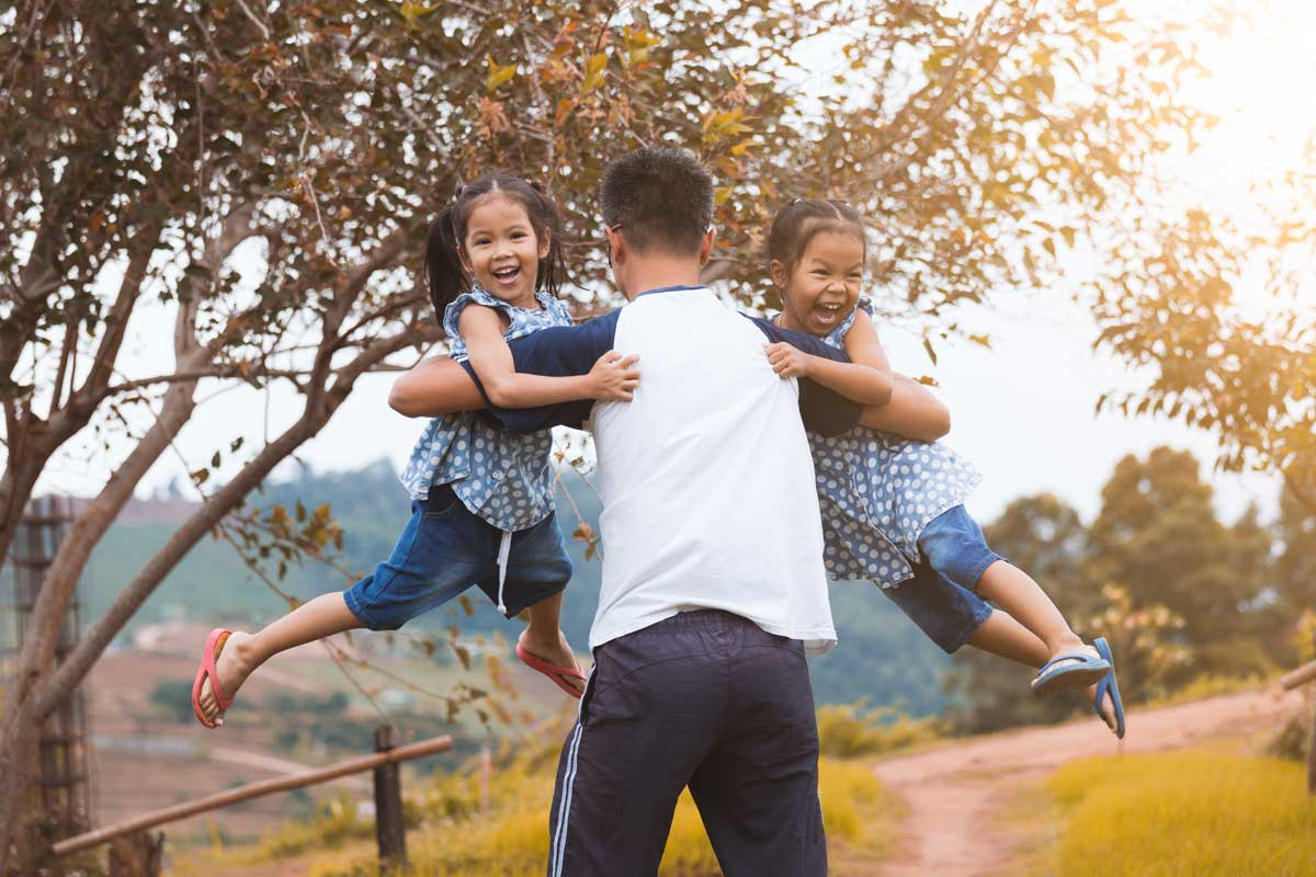 How family fun leads to healthier kids