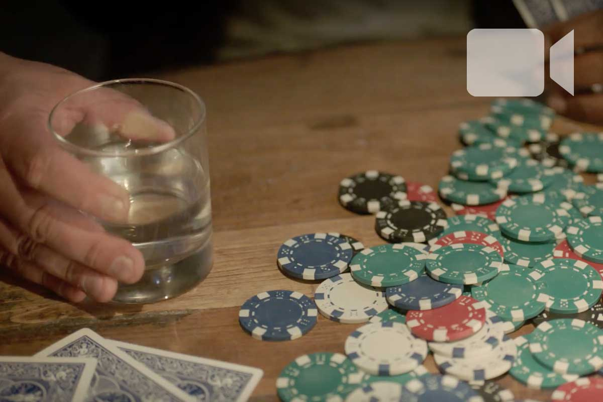 You've got to know when to hold 'em…and when to drink more water!