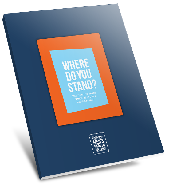 cover of the where do you stand ebook