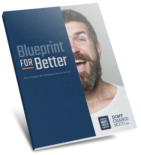 cover blueprint for better with white male