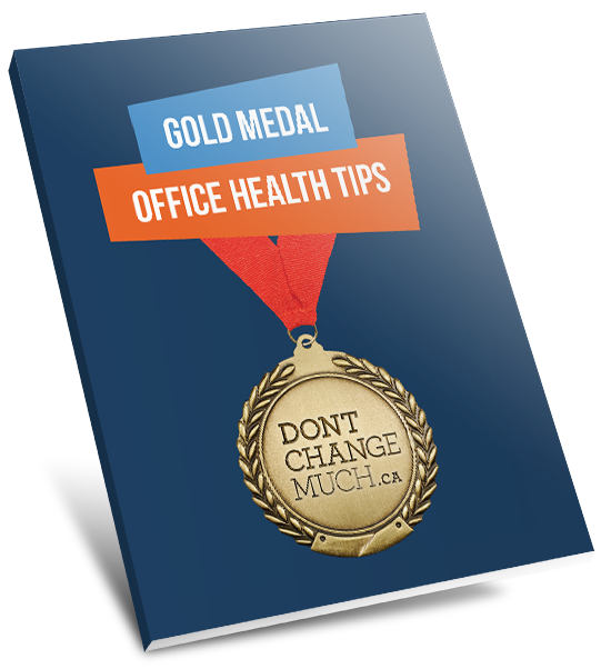Gold Medal Office Health Tips Cover Image