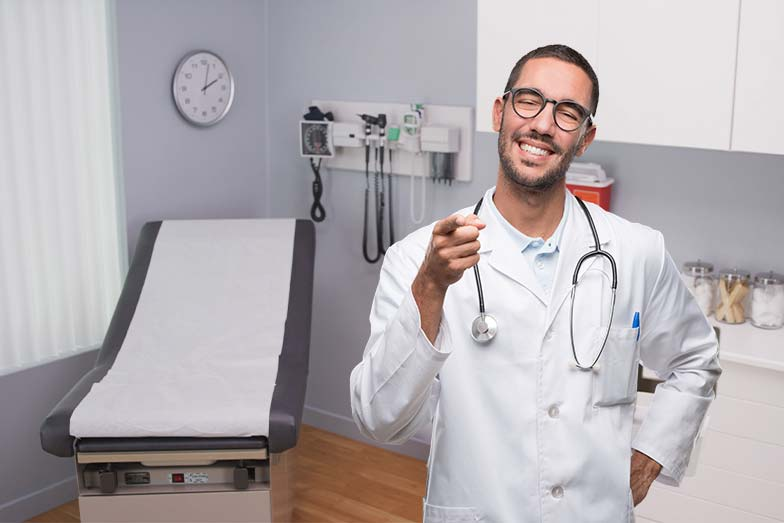 Funniest things guys say to doctors about prostate exams