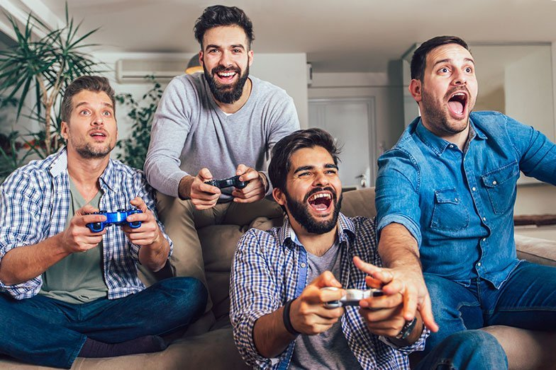Do more than obliterate your high score with these easy health tips for gamers