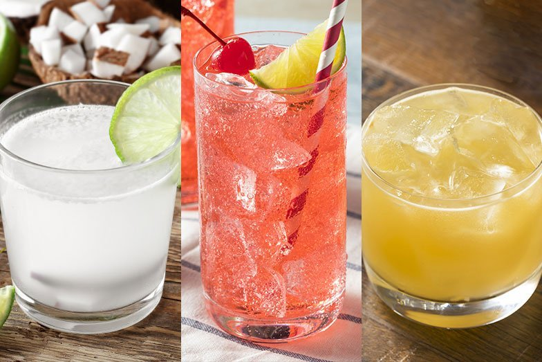 If you like Pina Coladas...try blending them with less booze