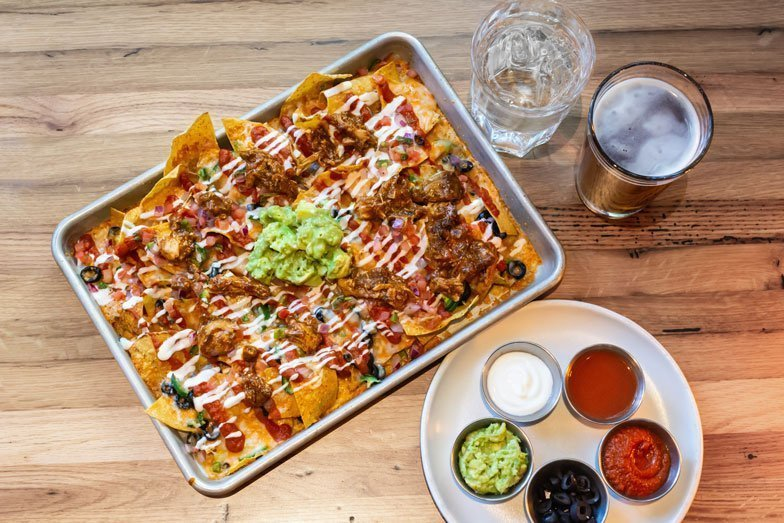 Hail Marys are Epic and so are these Nachos!