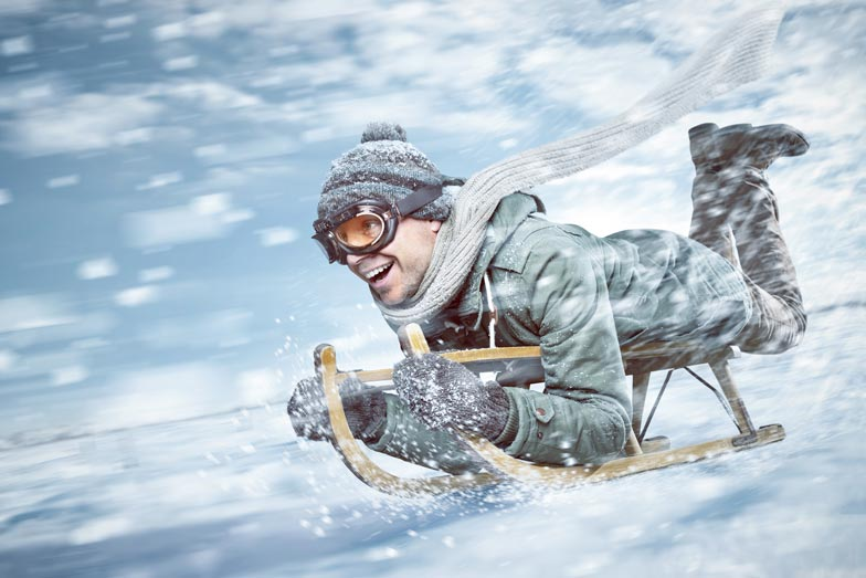 Who needs the Fountain of Youth when you've got these winter activities to make you feel young again