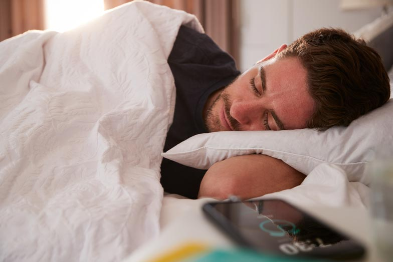 Top 5 Sleep Apps for Sleepless Guys