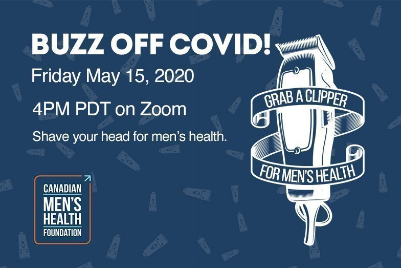 An invitation to raise funds and empower men during COVID-19