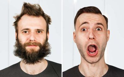 COVID Hair? How to Cut Your Own Hair: Men's Survival Guide