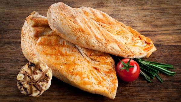 High protein chicken