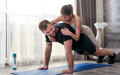 Six Easy Moves That Turn Exercise Into Sex-ercise