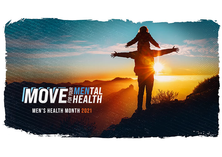 Move For Your Mental Health