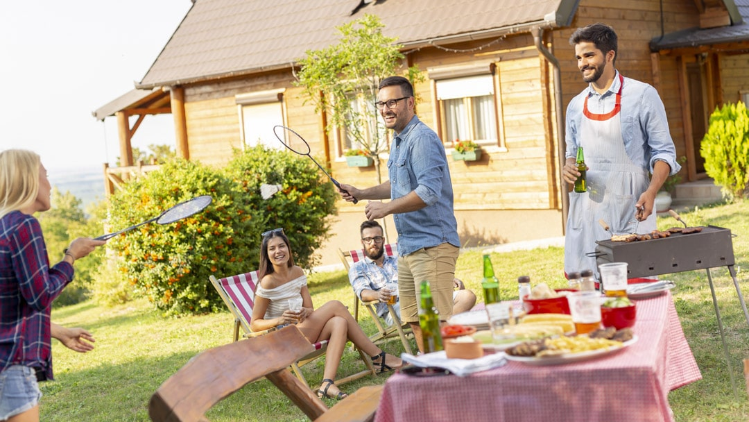 Summer BBQ Party Games
