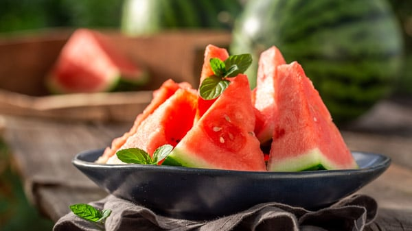 Good for prostate watermelon