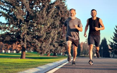 How to Start Running and Prevent Prostate Cancer While You're At It
